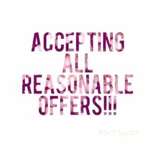 Other - ‼️Make me an offer ‼️